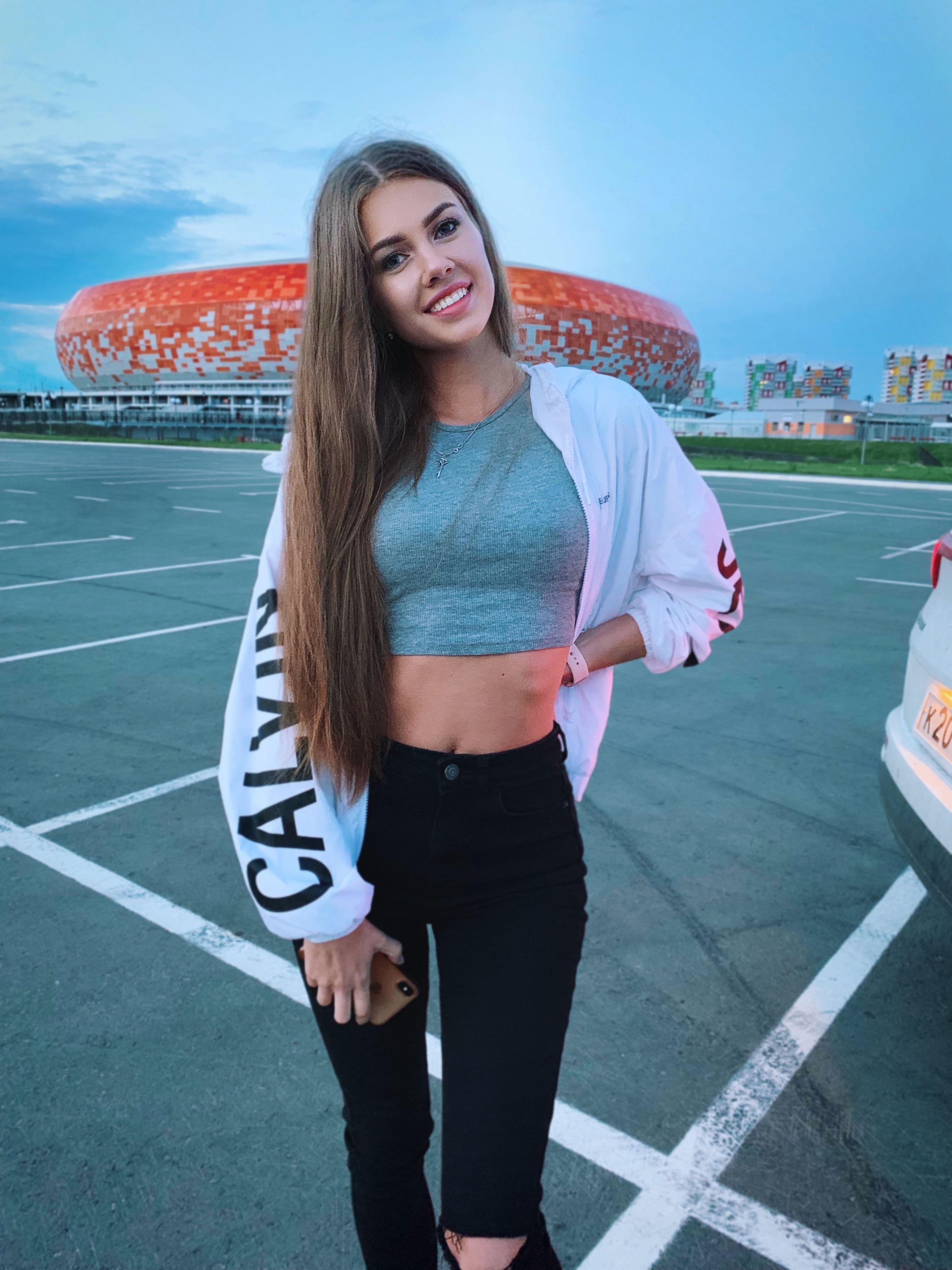 Rencontre avec une belle femme russe, Diana 24 ans