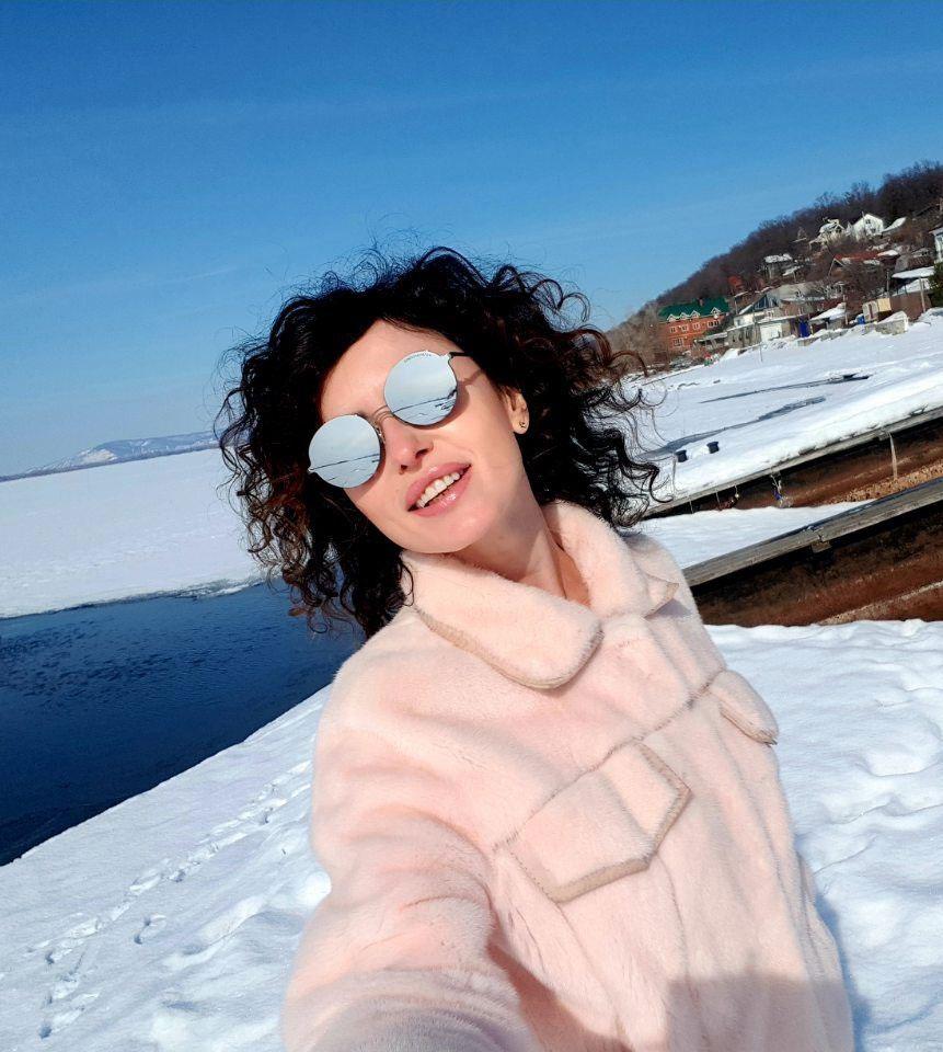Rencontre avec une belle femme russe, Irina 38 ans