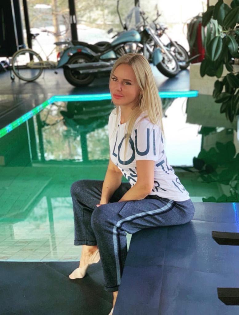 Rencontre avec une belle femme russe, Olga 51 ans