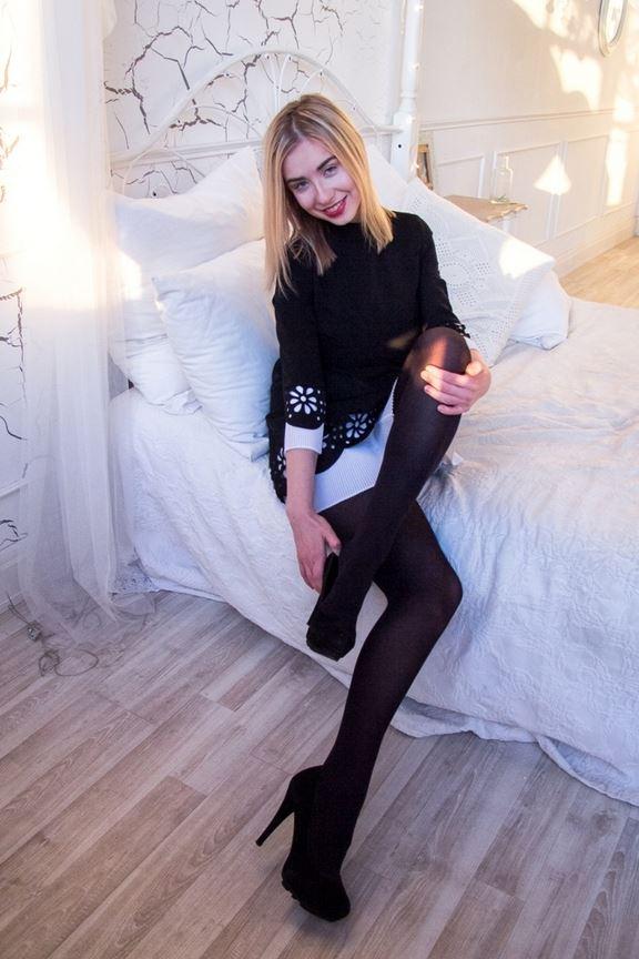 Rencontre avec une belle femme russe, Anastassia 29 ans