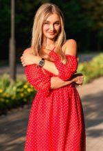 Agence matrimoniale rencontre de MARGARITA  femme russe de 29 ans