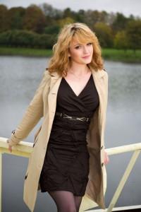 Agence matrimoniale rencontre de GALINA  femme russe de 34 ans