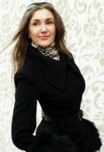 Agence matrimoniale rencontre de LIUDMILA  femme russe de 40 ans