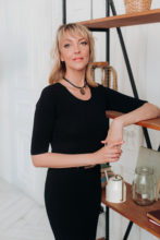 Agence matrimoniale rencontre de SVETLANA  femme russe de 43 ans
