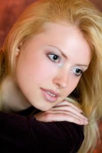 Agence matrimoniale rencontre de LIUDMILA  femme russe de 37 ans
