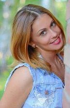 Agence matrimoniale rencontre de ALEKSANDRA  femme russe de 33 ans