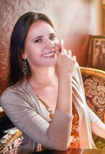 Agence matrimoniale rencontre de IULIIA  femme russe de 37 ans