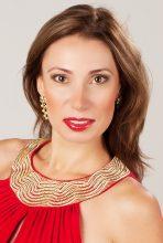 Agence matrimoniale rencontre de ANNA  femme russe de 44 ans