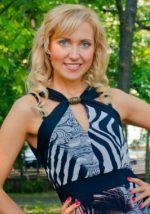 Agence matrimoniale rencontre de ELENA  femme russe de 31 ans