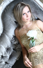 Agence matrimoniale rencontre de EVGENIYA  femme russe de 32 ans