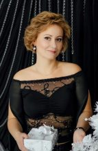 Agence matrimoniale rencontre de IRINA  femme russe de 38 ans