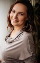 Agence matrimoniale rencontre de IULIIA  femme russe de 43 ans