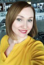 Agence matrimoniale rencontre de IULIIA  femme russe de 45 ans