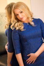 Agence matrimoniale rencontre de NIGUINA  femme russe de 43 ans