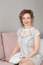Agence matrimoniale rencontre de NATALIA  femme russe de 44 ans