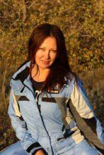Agence matrimoniale rencontre de VIKTORIA  femme russe de 45 ans