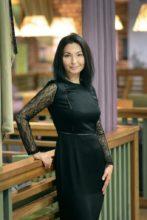Agence matrimoniale rencontre de YANA  femme russe de 45 ans
