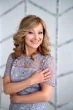 Agence matrimoniale rencontre de ANNA  femme russe de 48 ans