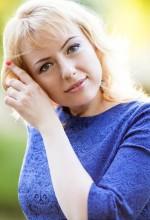 Agence matrimoniale rencontre de ANNA  femme russe de 38 ans