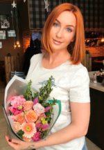 Agence matrimoniale rencontre de DARIA  femme russe de 36 ans