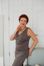 Agence matrimoniale rencontre de EKATERINA  femme russe de 64 ans