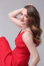 Agence matrimoniale rencontre de ELENA  femme russe de 28 ans