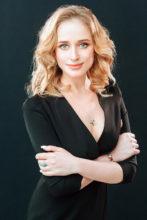 Agence matrimoniale rencontre de EUGENIYA  femme russe de 27 ans
