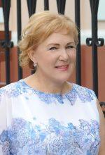 Agence matrimoniale rencontre de GALINA  femme russe de 64 ans