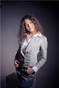 Agence matrimoniale rencontre de GALINA  femme russe de 41 ans