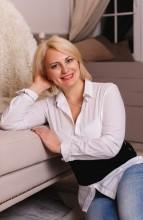 Agence matrimoniale rencontre de EKATERINA  femme russe de 40 ans