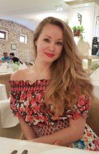 Agence matrimoniale rencontre de LUDMILA  femme russe de 37 ans