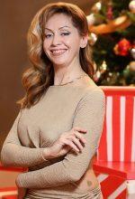 Agence matrimoniale rencontre de NATALIA  femme russe de 53 ans