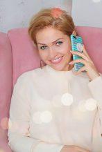 Agence matrimoniale rencontre de OLGA  femme russe de 50 ans