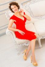 Agence matrimoniale rencontre de OLGA  femme russe de 56 ans