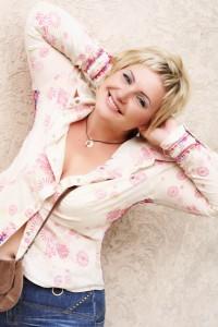 Agence matrimoniale rencontre de OLGA  femme russe de 54 ans