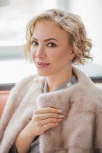 Agence matrimoniale rencontre de OLGA  femme russe de 30 ans