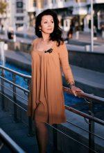 Agence matrimoniale rencontre de RAOUZA  femme russe de 61 ans