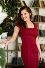 Agence matrimoniale rencontre de SOFIA  femme russe de 38 ans