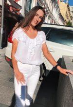 Agence matrimoniale rencontre de SVETLANA  femme russe de 24 ans