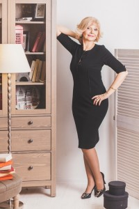 Agence matrimoniale rencontre de TAMARA  femme russe de 59 ans