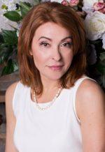 Agence matrimoniale rencontre de TATIANA  femme russe de 56 ans