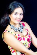 Agence matrimoniale rencontre de ZILYA  femme russe de 36 ans