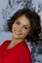 Agence matrimoniale rencontre de ANNA  femme russe de 35 ans