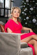 Agence matrimoniale rencontre de ELENA  femme russe de 51 ans