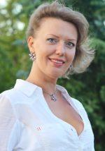 Agence matrimoniale rencontre de OKSANA  femme russe de 45 ans