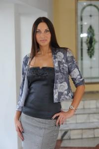 Agence matrimoniale rencontre de OLGA  femme russe de 40 ans