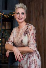 Agence matrimoniale rencontre de LIUDMILA  femme russe de 52 ans