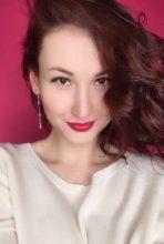 Agence matrimoniale rencontre de DARIA  femme russe de 34 ans
