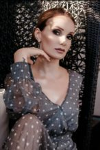 Agence matrimoniale rencontre de IRINA  femme russe de 34 ans