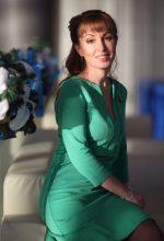 Agence matrimoniale rencontre de LARISA  femme russe de 50 ans